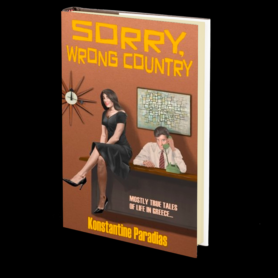 Sorry, Wrong Country by Konstantine Paradias