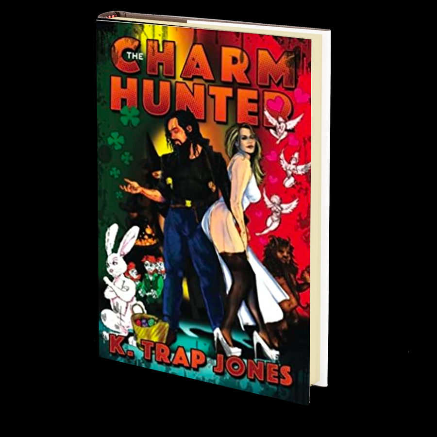 The Charm Hunter by K. Trap Jones