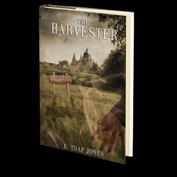 The Harvester by K. Trap Jones