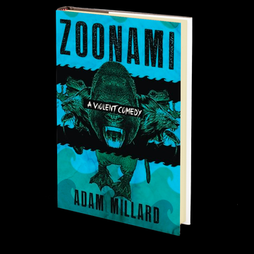 Zoonami by Adam Millard