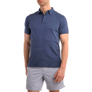 Polo, Indigo Blue