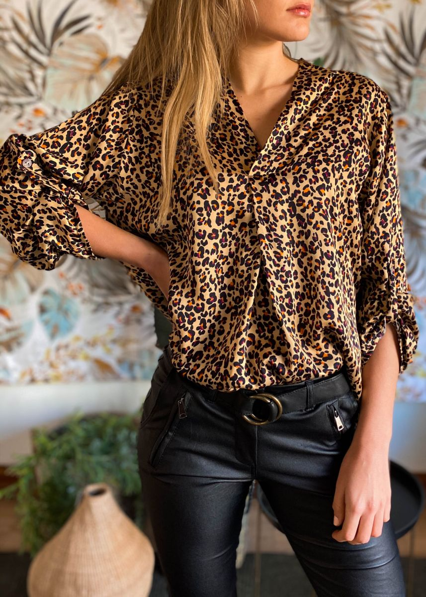 Leopard Print Obsessed