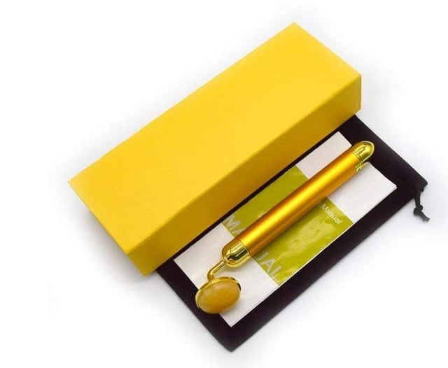 24K Anti-Aging and Serum Application Tool