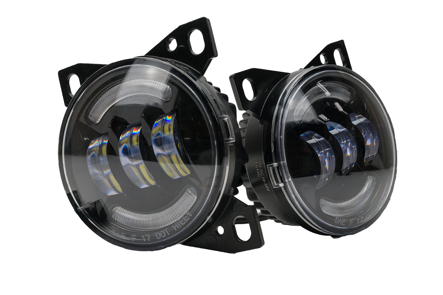 BRILLIANT SERIES: PETERBILT 579/587 FOG LIGHT KIT (PAIR)