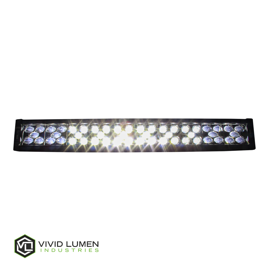"MD2 SERIES 20"" TRIPLE ROW PROJECTOR LIGHT BAR COMBO BEAM"