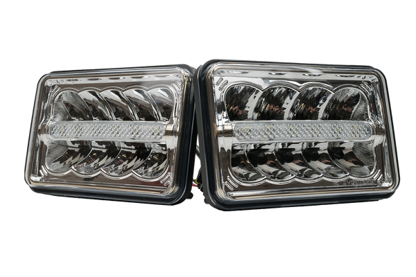 "4"" X 6"" LED REFLECTOR HEADLIGHT - LOW BEAM"