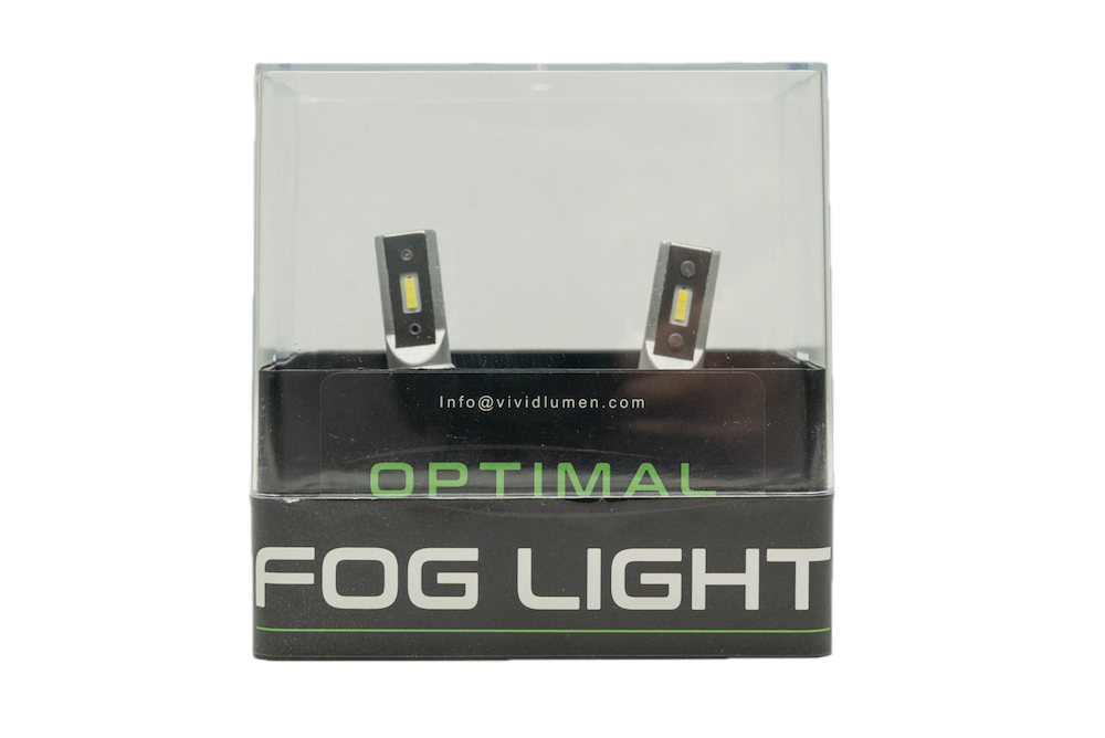 880/881: OPTIMAL LED FOGLIGHT BULBS
