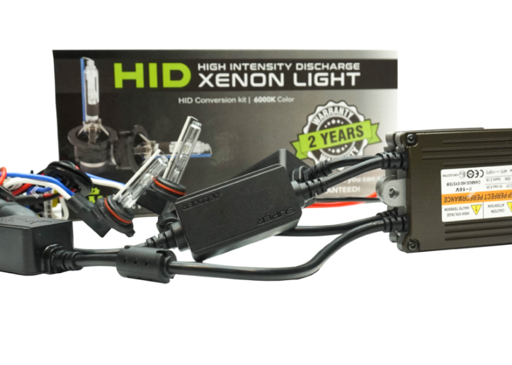 HID KIT: 9005/H10 BULBS WITH BALLASTS (PAIR)