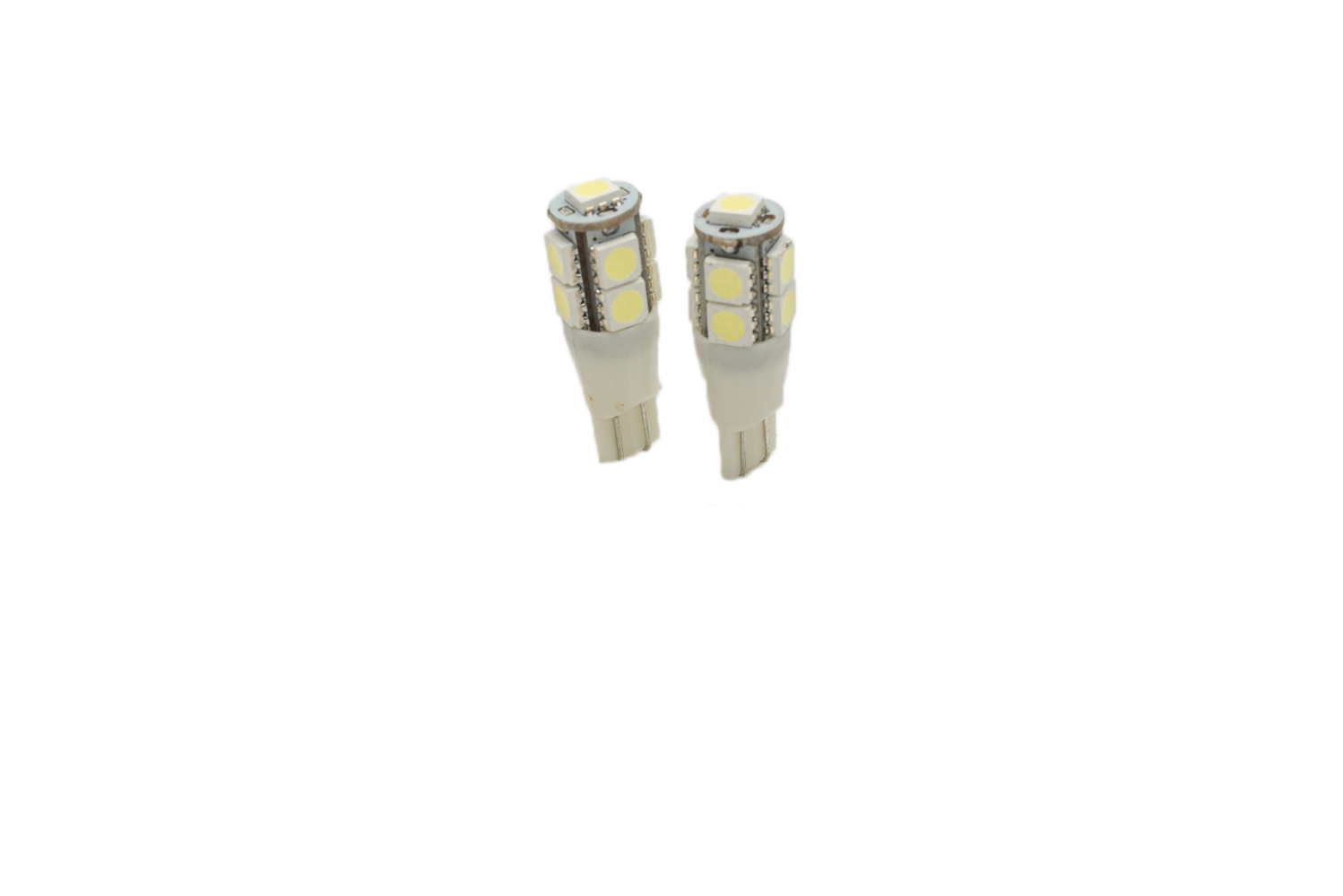 LONG LASTING LED BULBS: 921 WHITE (PAIR)