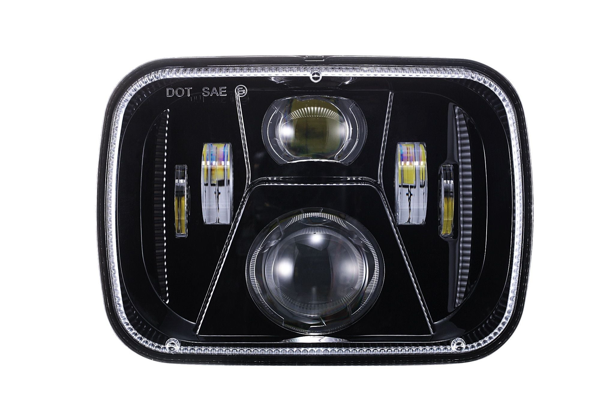 ERA SERIES: 5x7 LED HEADLIGHTS (PAIR)