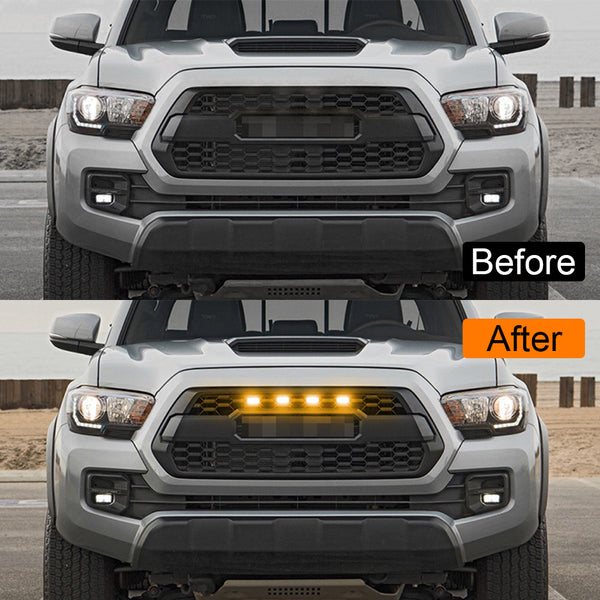 Toyota Tacoma 2016+ Grill Lights