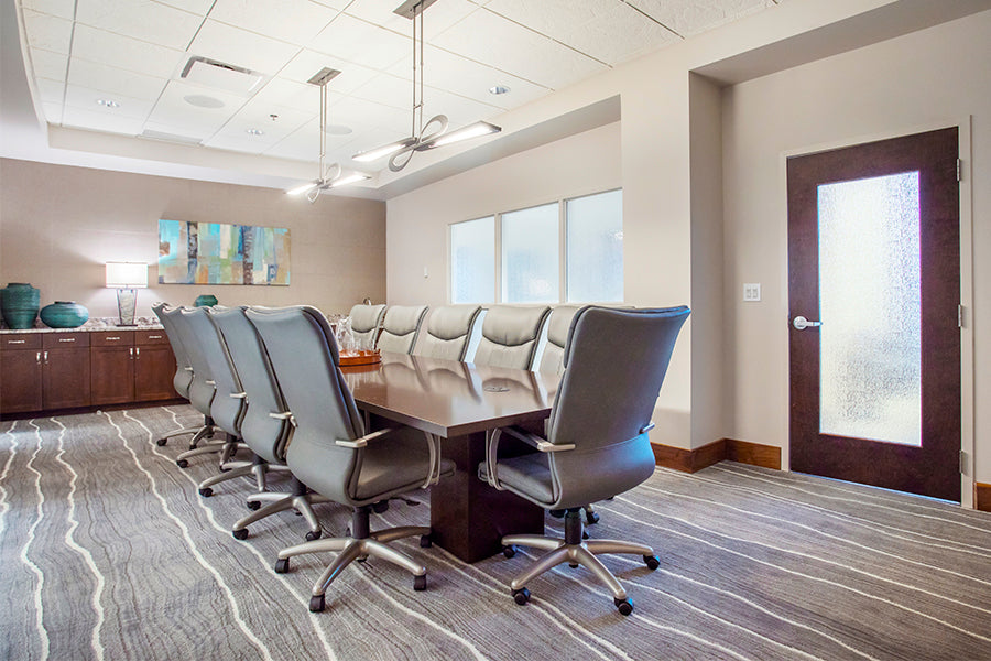 5 Tips For Creating A High Tech and High Style Conference Room