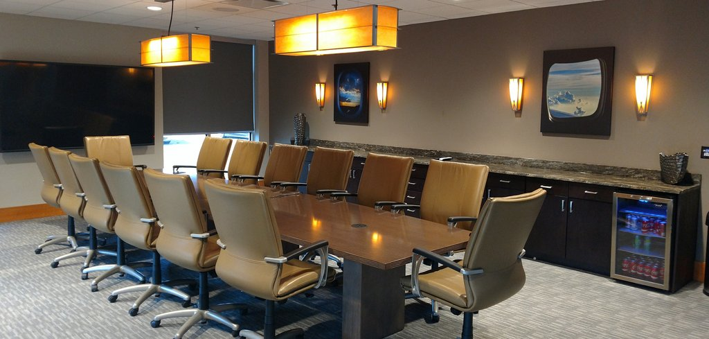 Conference room design for FBO