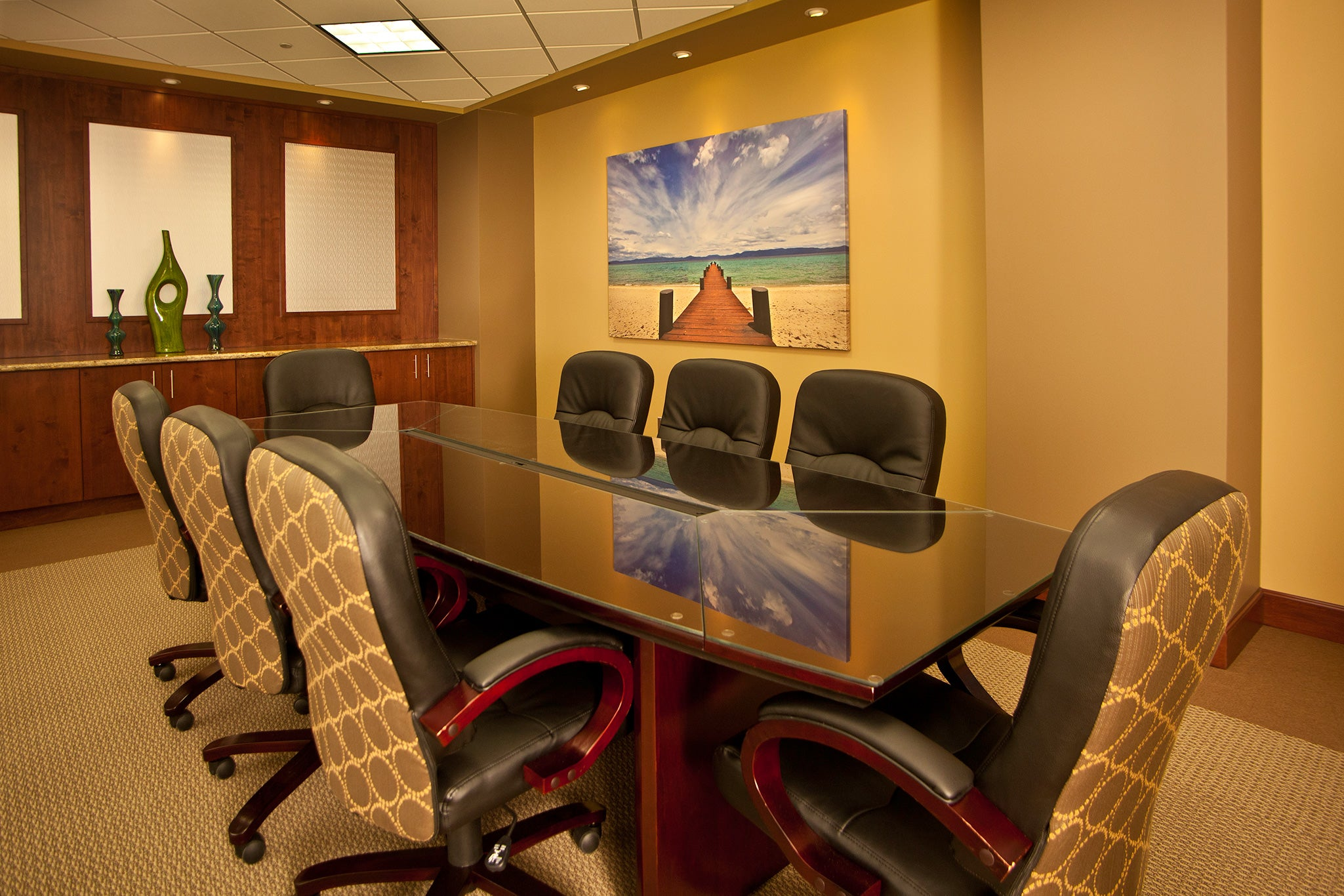 Reno commercial conference room design