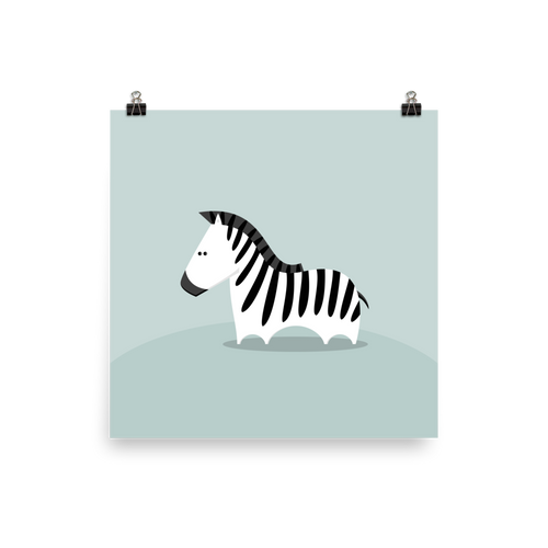 Zappa the Zebra