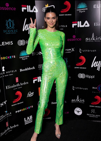 Kendall Jenner at the Brit Awards after Party - Rippl