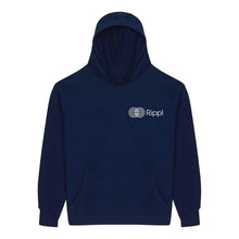 Load image into Gallery viewer, ripplshop Clothing XS / Lewis Navy Generation Rippl Hoodie