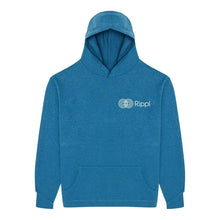 Load image into Gallery viewer, ripplshop Clothing XS / Iona Blue Generation Rippl Hoodie