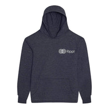 Load image into Gallery viewer, ripplshop Clothing XS / Staffa Charcoal Generation Rippl Hoodie