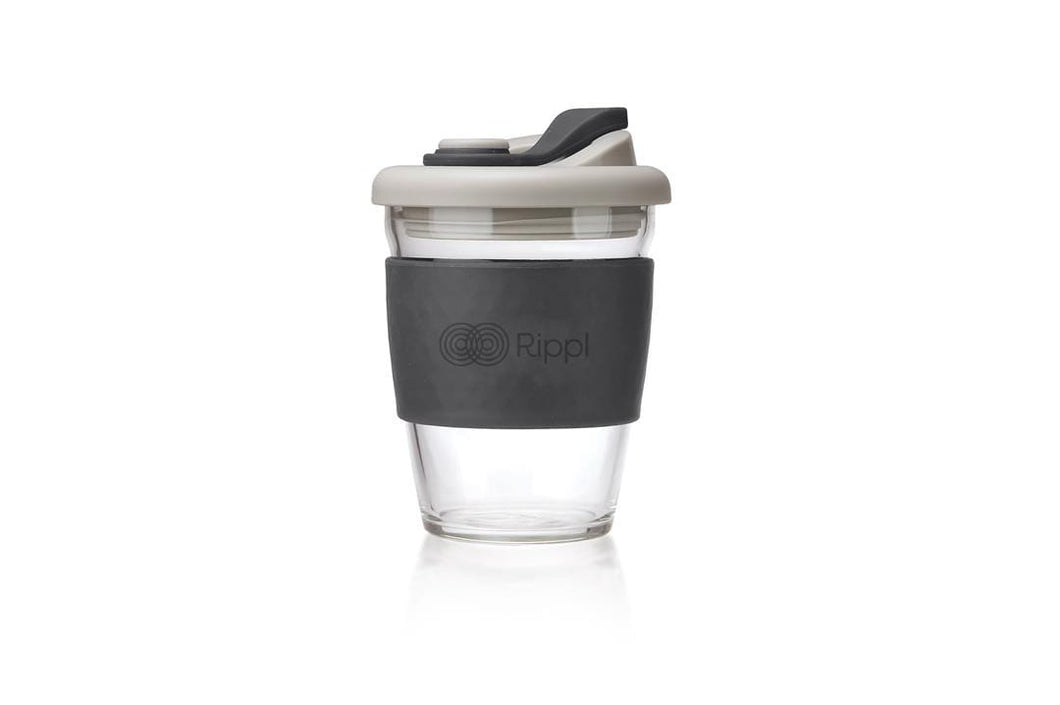 ripplshop Black / 12oz/340ml Rippl Coffee Cup