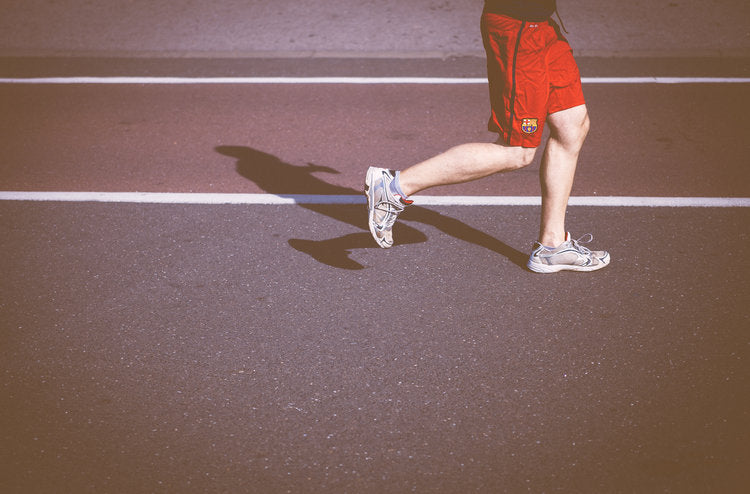 Have Itchy Legs When Running?