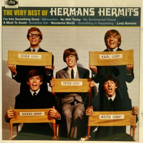 Very Best of Herman's Hermits Double CDs
