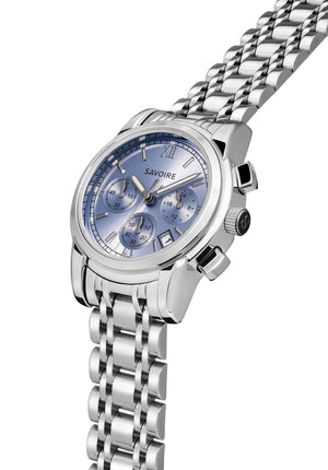 Madison Carolina Blue Dial Watch