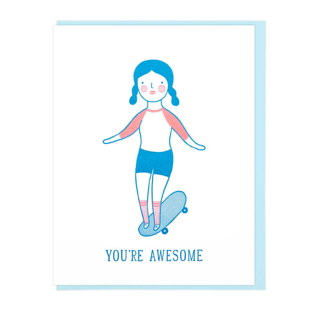 You're Awesome Skater