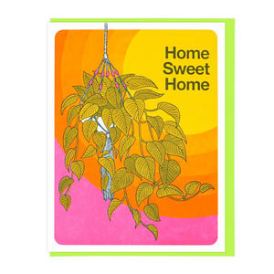 Home Sweet Home Hanging Plant