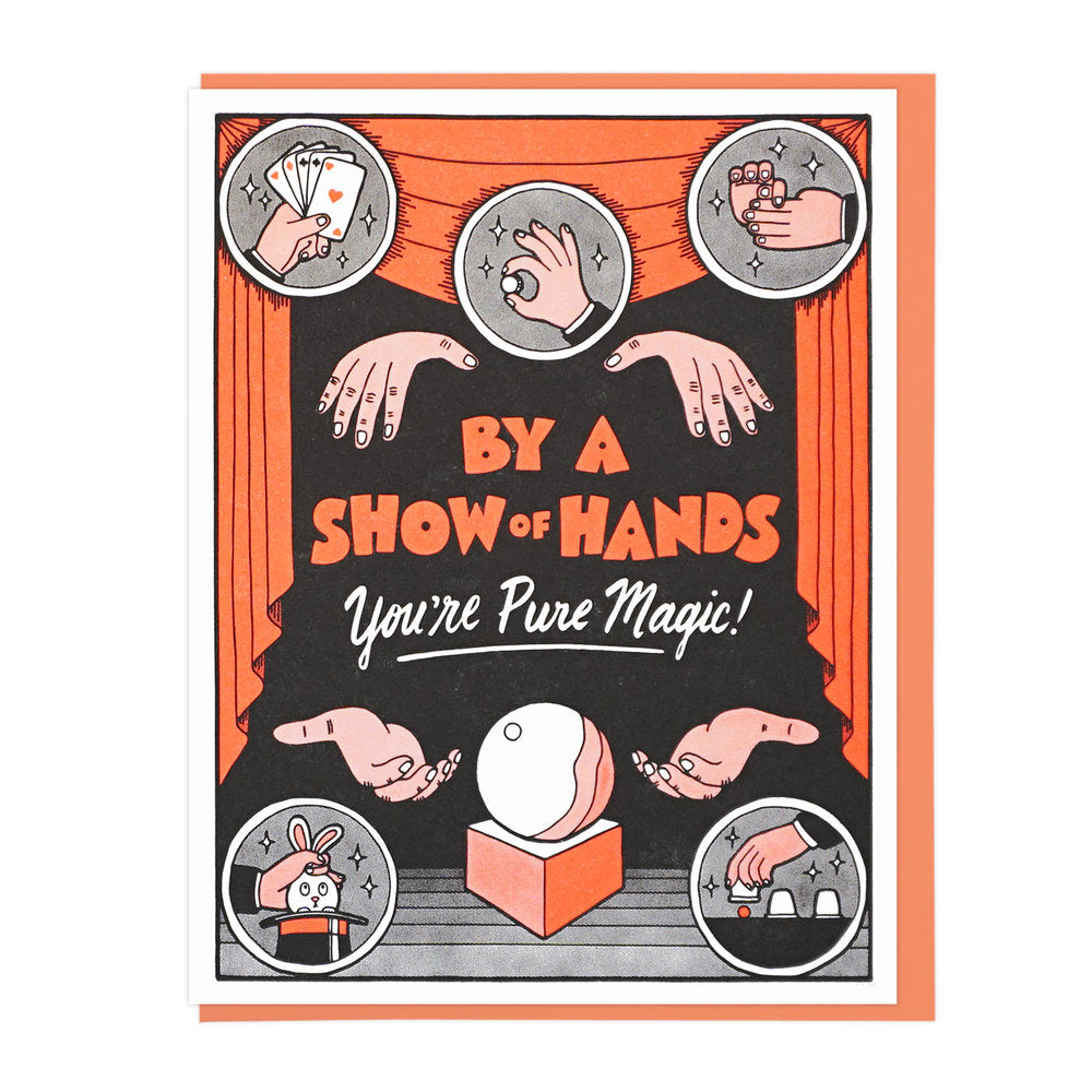 Show Of Hands Magic
