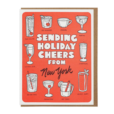 Sending Holiday Cheers (Custom)