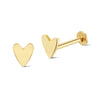 Heart 14K Gold Diamond