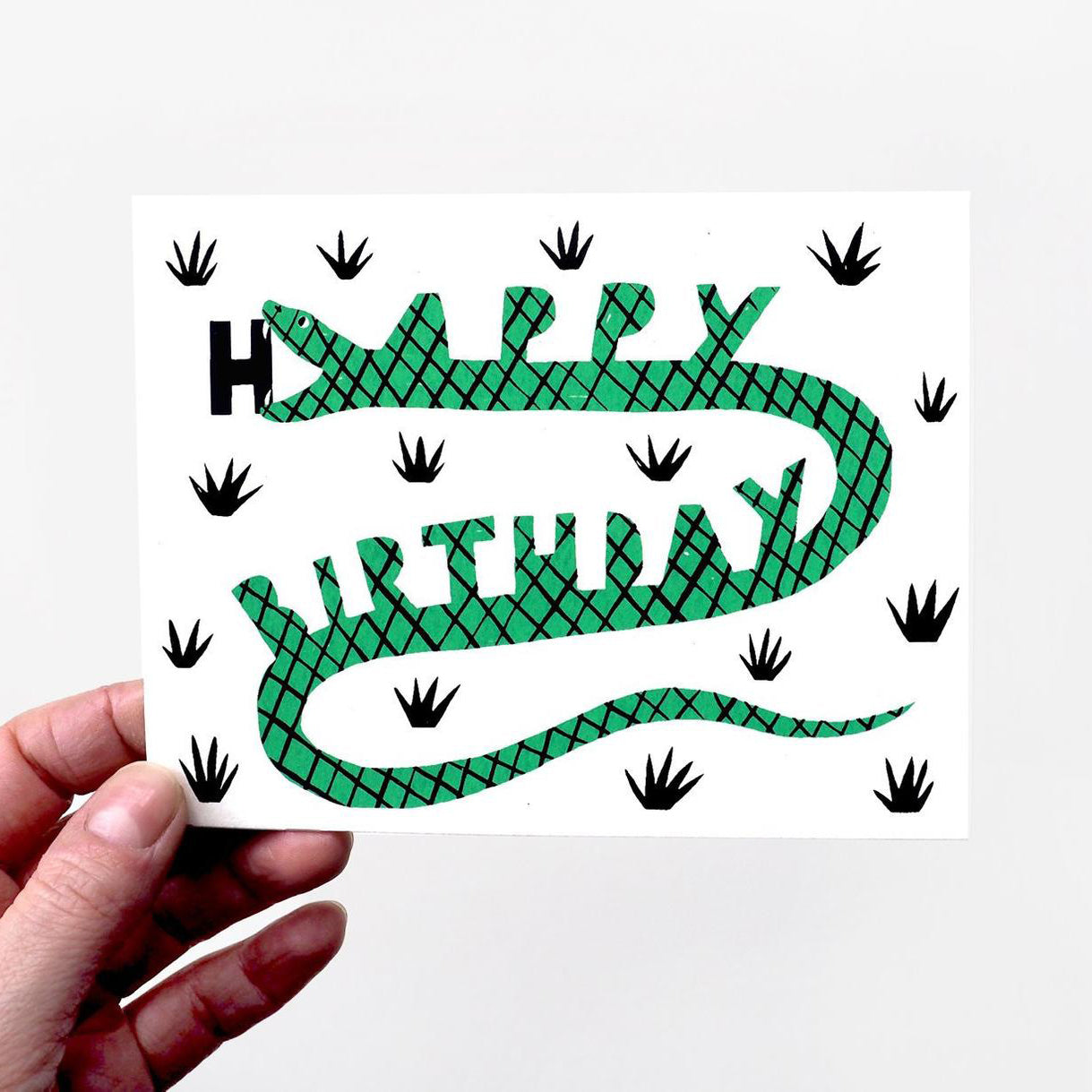 Birthday Snack Card