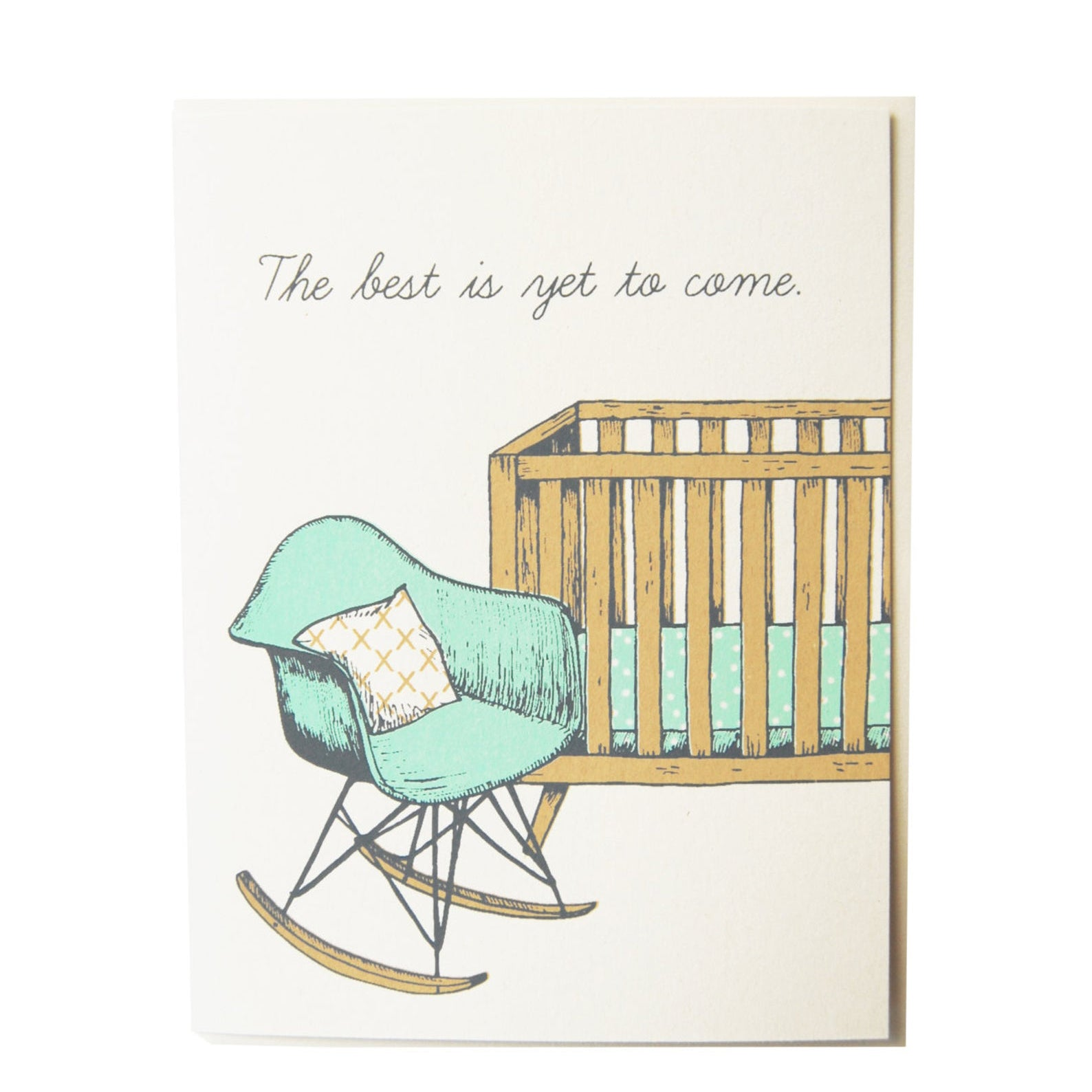 The Best Baby Card