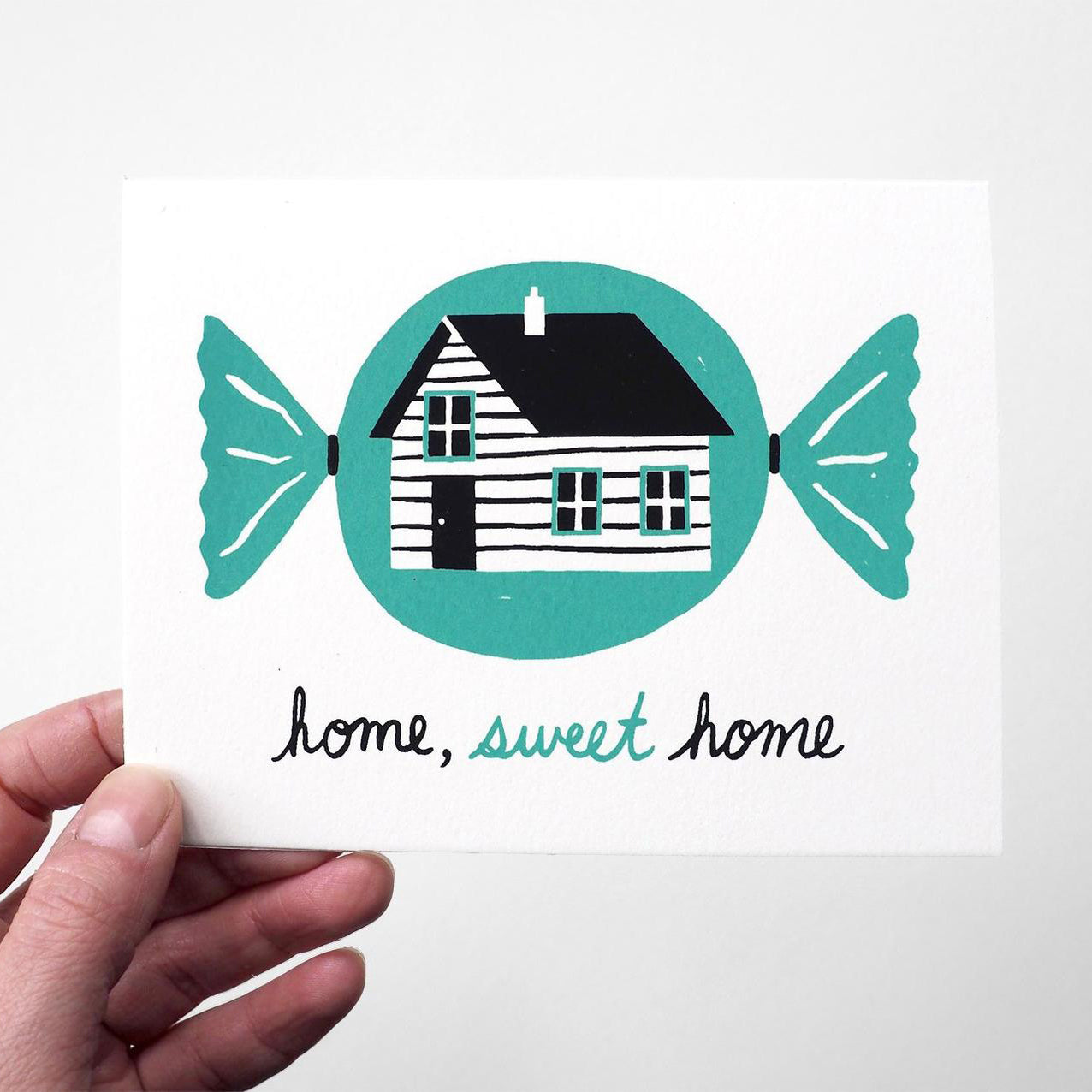 Home, Sweet Home Card
