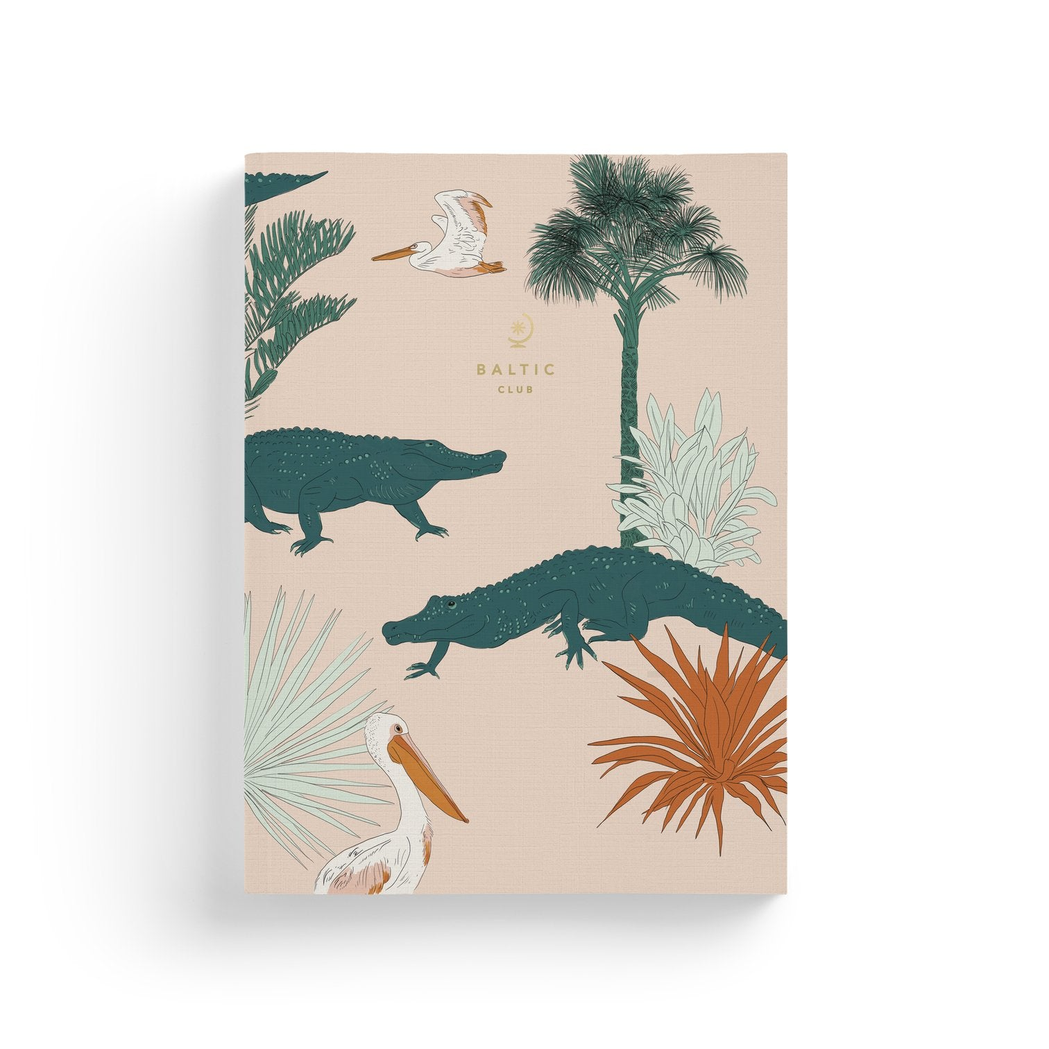 Keys' Crocodiles Notebook