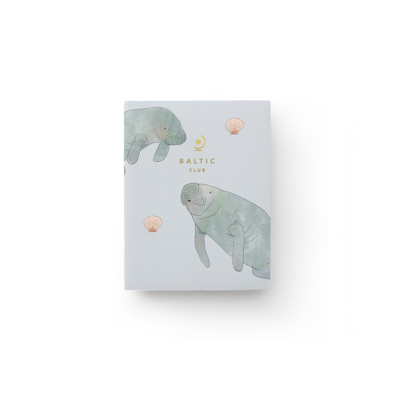 Manatees Pocket Notebook