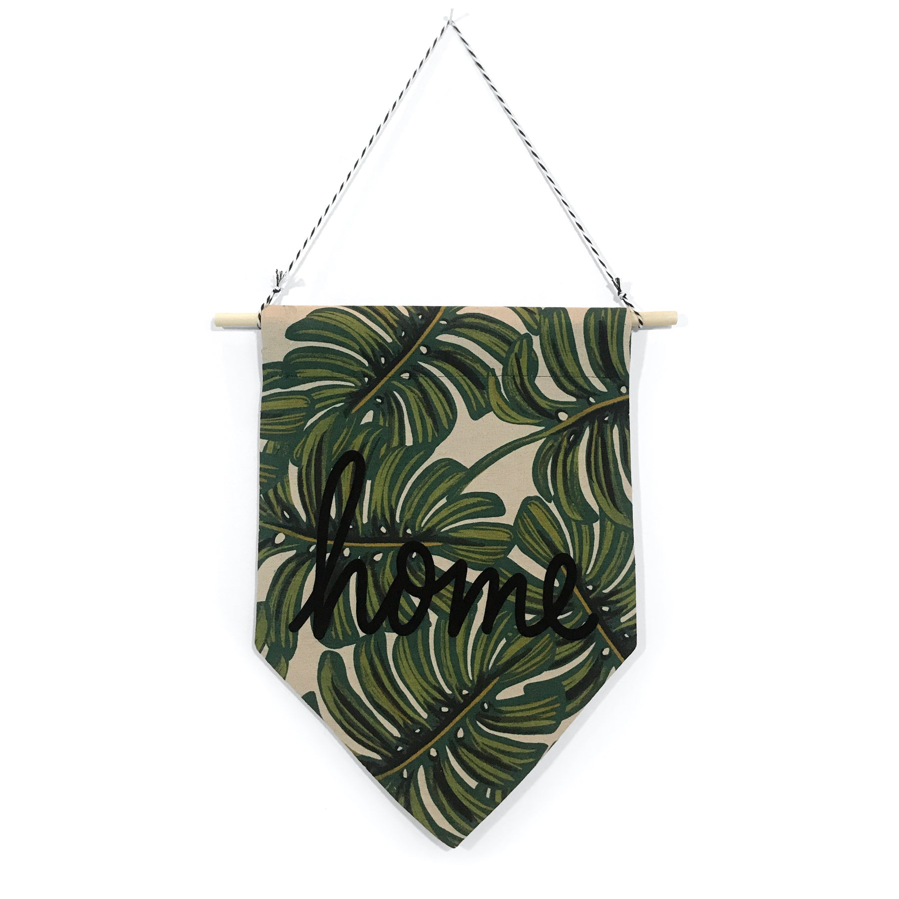 soft flirt x Spruce Moose Banner - Home/Hello on Monstera