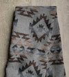 Spruce Moose Signature Scarf - Greys & Browns