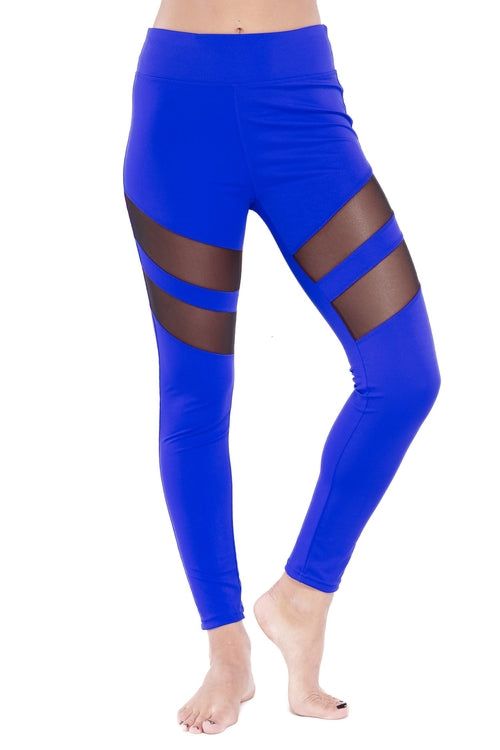 Tummy Tuck Mesh Legging