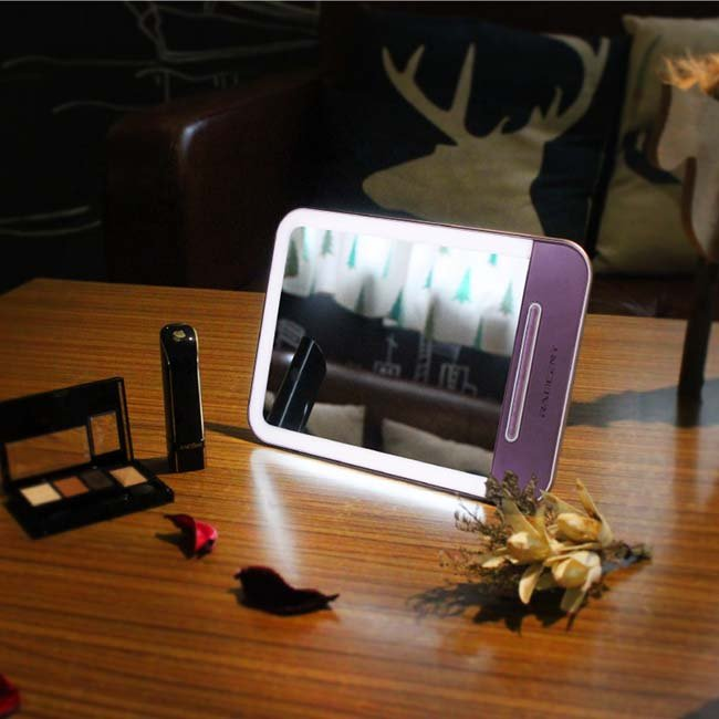 Makeup Beauty LED Mirror freeshipping - PuaGme
