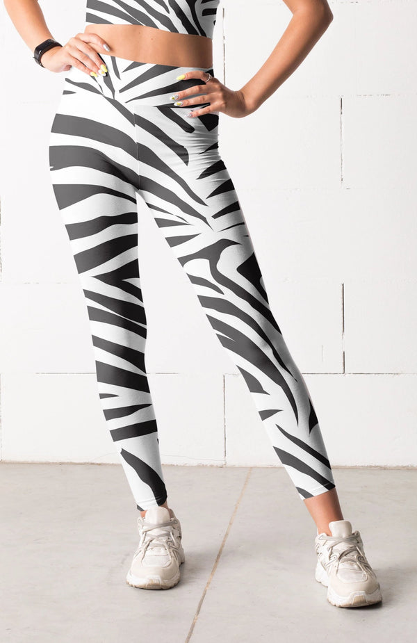 Animal Print Leggings, Capris and Shorts freeshipping - PuaGme