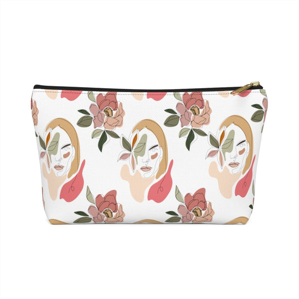 """Stoic Woman"" Makeup Pouch"