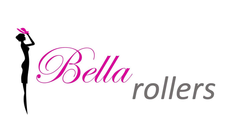 Bella Hair Rollers by CapelliBrands USA: Premium Self-Grip Hair Rollers – 18 Count freeshipping - PuaGme