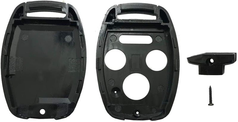 Replacement Keyless Entry Key Fob Case Fit For Honda 2003-2007 Accord 2005-20...