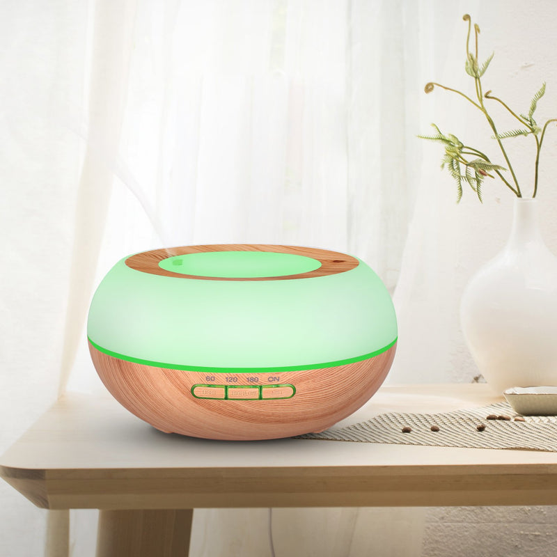 Aroma Diffuser with Eucalyptus Essential Oil