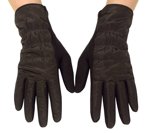 Womens Texting Touchscreen Fleece Lined Winter Driving Gloves freeshipping - PuaGme