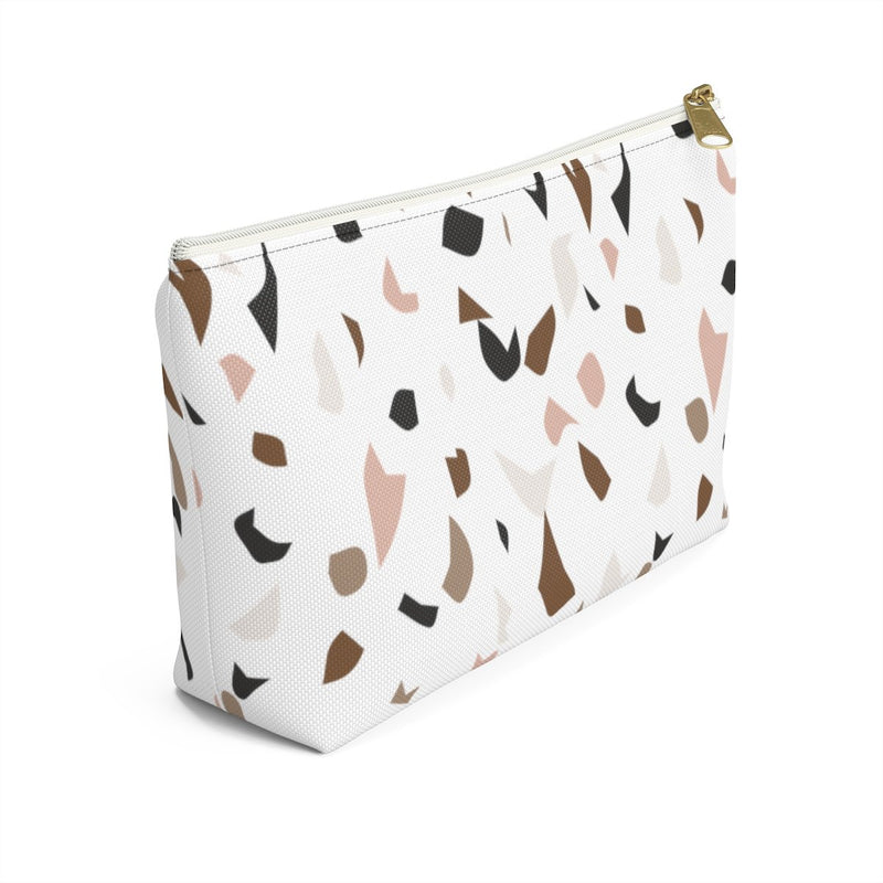 Terrazzo Makeup Pouch