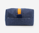 Box Zip: Denim Stitch