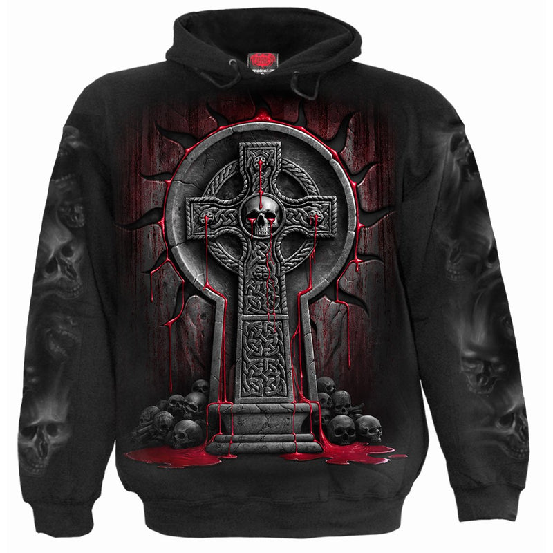 BLEEDING SOULS - Hoody Black freeshipping - PuaGme